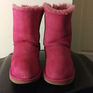 Children's size 4 bailey Bow boots